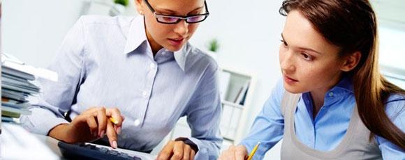 Информационно-консультационные услуги по бухгалтерскому и налоговому учету